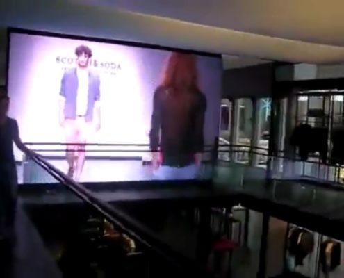 led экран в торговом центре в киеве