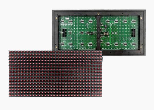 LED модуль P10-DIP монохромный